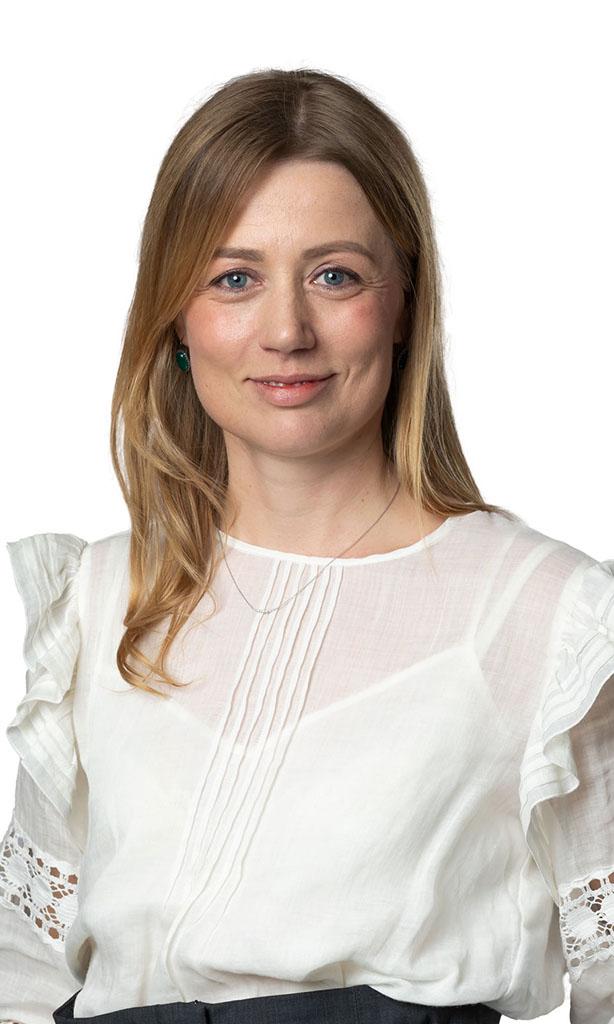 Ann-Sofie <br/> Østberg Bjergby